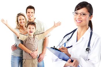 PKV Kindertarif - Behandlung beim Kinderarzt
